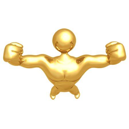 hombre fuerte: Generador de administraci�n de hombre fuerte
