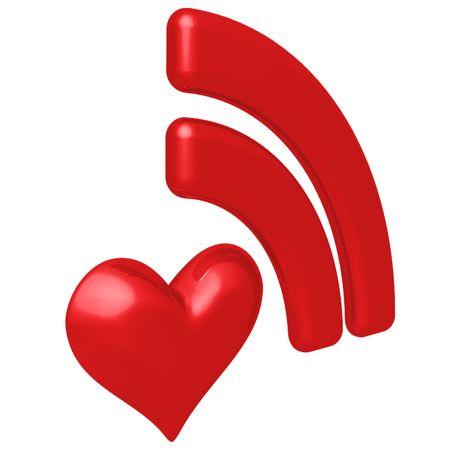 blogging: RSS Heart