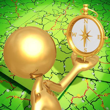 lodestone: Golden Compass