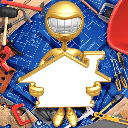 home icon: Home Improvement