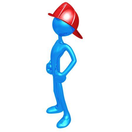 Fireman Stock Photo - 4400923