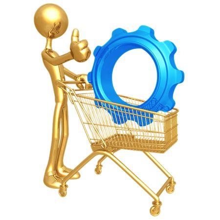 widget: Shopping Cart Widget