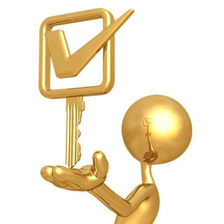 Key Vote photo