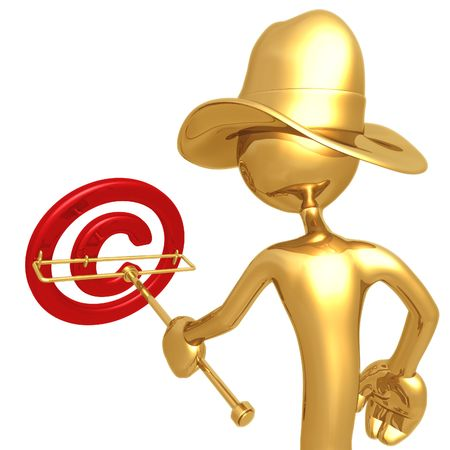 protecting: Copyright Brand