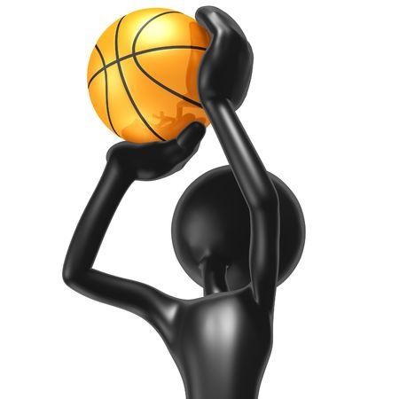 shot: Basketball Free Throw