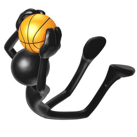 Basketball Slam photo
