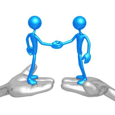 Business Deal Assistance photo