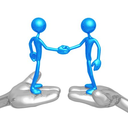 proxy: Business Deal Assistance