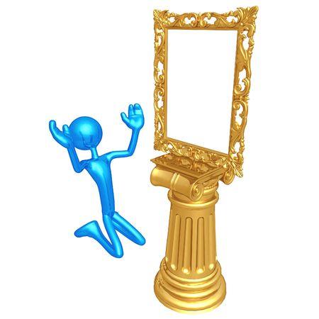 idolatry: Art Frame Idol