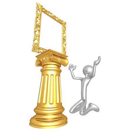 Art Frame Idol photo