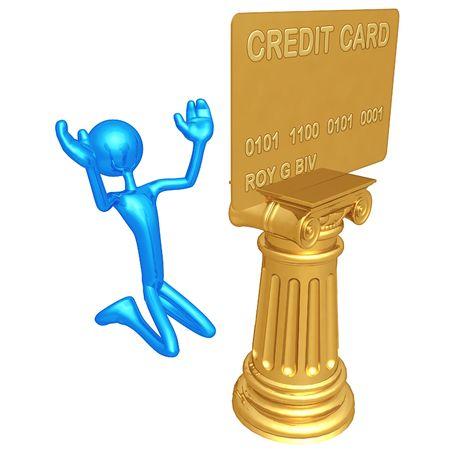 idolatry: Credit Card Idol