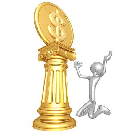idolatry: Dollar Coin Idol