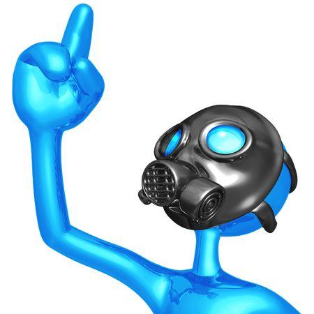 gasmask: Gas Mask Eureka!