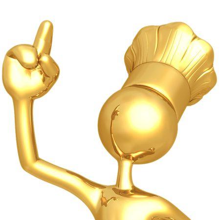 Chef With An Idea photo