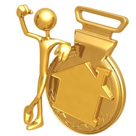 realty: Gold Medal Realty Winner
