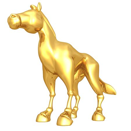 trojan horse: Cavallo