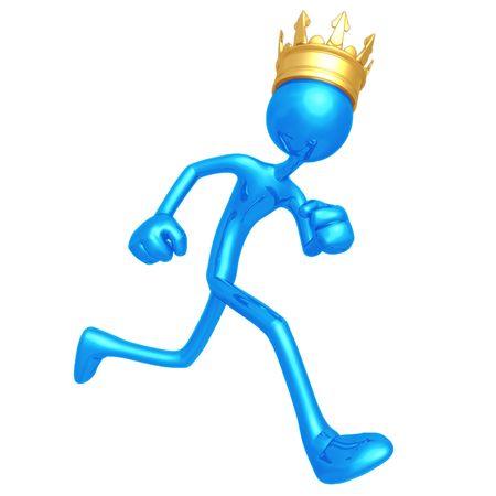 King Running photo