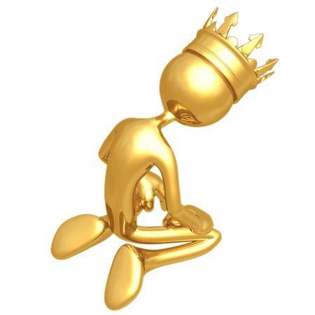 despair: King In Despair
