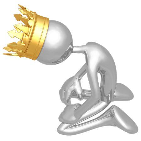King In Despair photo