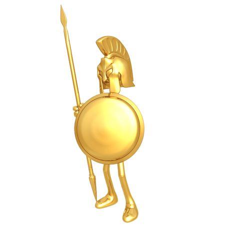hoplite: Spartan