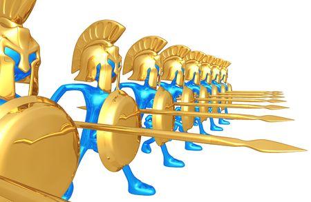 phalanx: Spartan Phalanx