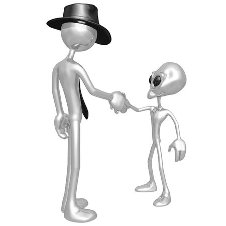 Secret Handshake photo