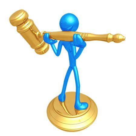 metonymy: Justice