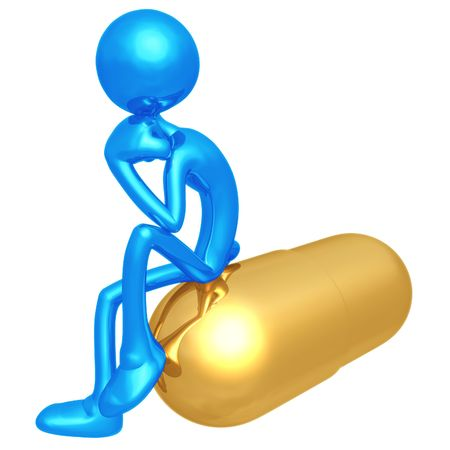 a thinker: Pill Thinker