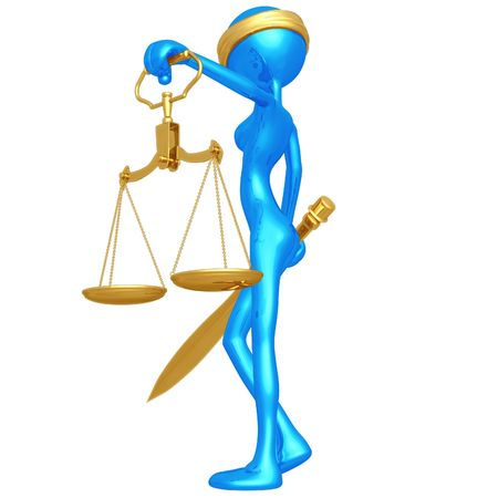 fortuna: Lady Justice
