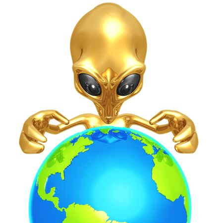 domination: Alien Global Domination
