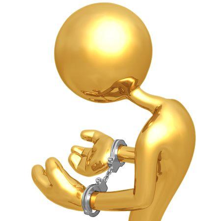 handcuffed: Handcuffed