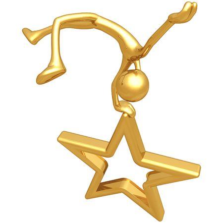 accolade: Jump For Joy Star