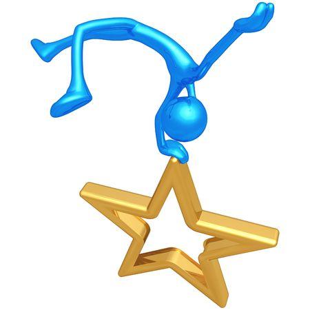 star award: Jump For Joy Star