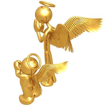 angel: Original and Copycat Angel