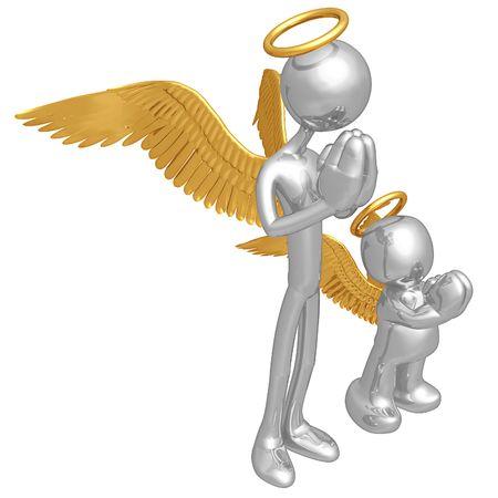 copycat: Original and Copycat Angel