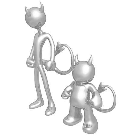 copycat: Original and Copycat Devil