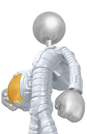 spacesuit: Astronaut