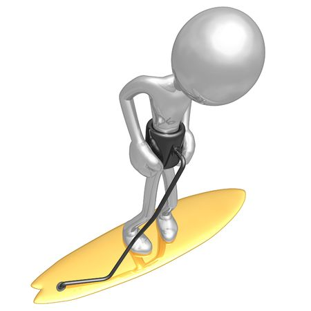 lifeline: Surfboard Lifeline Leash