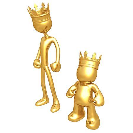 jealousy: Original and Copycat King
