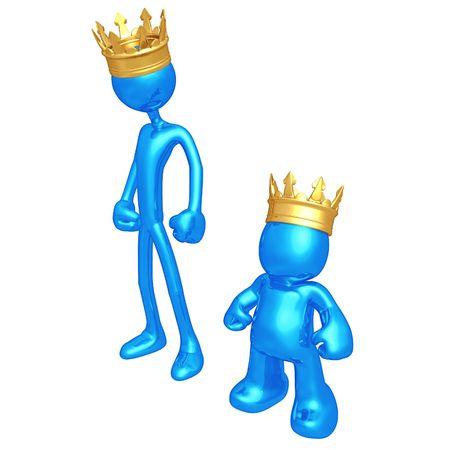 Original and Copycat King