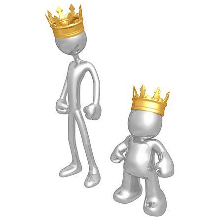 pathetic: Original and Copycat King