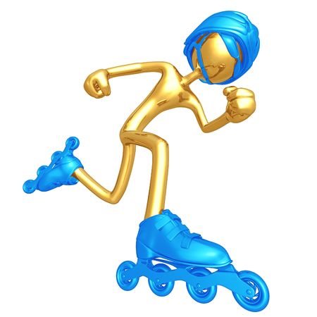 inline skating: Inline Speed Skating