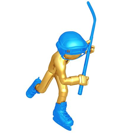 ice hockey player: Ice Hockey