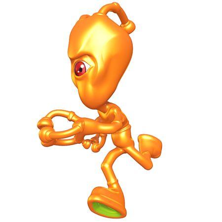 e u: Martian