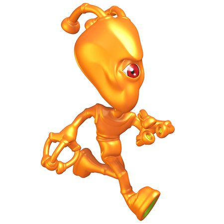 invader: Martian
