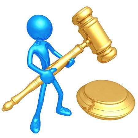 metonymy: Judgement