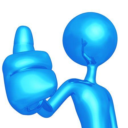 Thumbs Up Stock Photo - 4754590