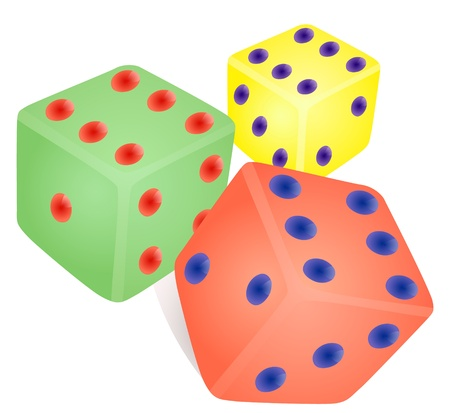 Dice Game Dice Game Coloring