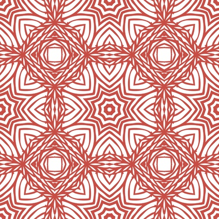 three dots: Abstract ornament background, seamless pattern