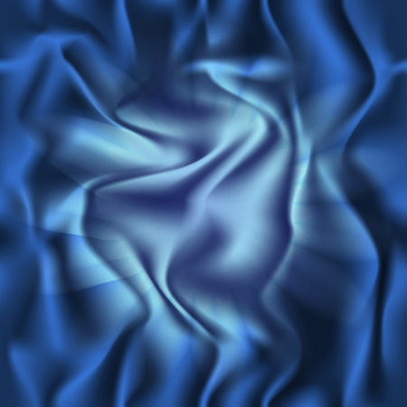 convexity: Abstract blue waves background, seamless pattern, there is a gradient mesh